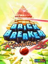 3D Brick Breaker Revolution (176x220) SE K750