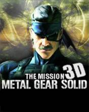 3D Metal Gear Solid - The Mission (176x220)