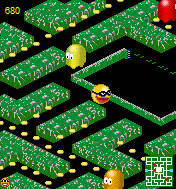 Download '3D Pacman (176x220)' to your phone
