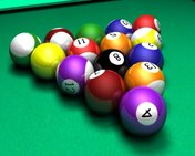 Download '3D Pool (176x208)' to your phone