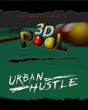 Download '3D Pool - Urban Hustle (176x220)' to your phone