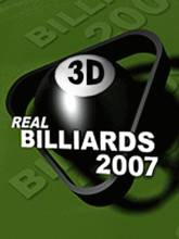3D Real Billiards 2007 (240x320)