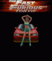 3D The Fast And The Furious Tokyo (240x320)