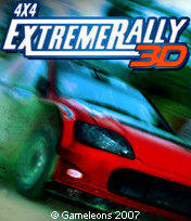 4x4 Extreme Rally 3D (240x320)