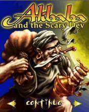 Ali Baba And The Scary Dev (128x160) S40v2