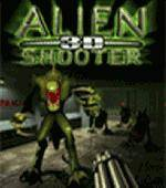 Alien Shooter 3D (176x220)(K750)