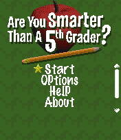 Download 'Are You Smarter Than A 5th Grader (240x320)' to your phone