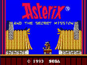 Asterix And The Secret Mission (Multiscreen)