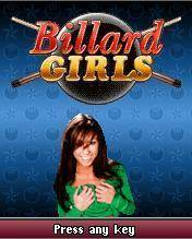 Billard Girls (128x160)