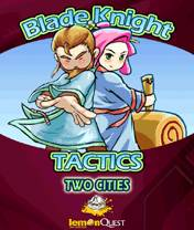 Blade Knight Tactics Two Cities (240x320)