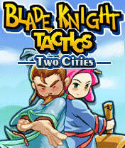 Download 'Blade Knight The Two Cities (128x160)' to your phone