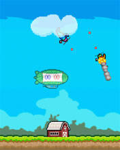 Bluetooth Biplanes (Multiscreen)(Multiplayer)