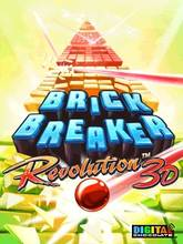 Brick Breaker Revolution 3D (320x240)