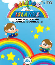 Bubble Bobble 2 Rainbow Islands (176x204)(Motorola)