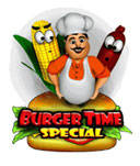 Burger Time Special (240x320)