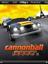 Download 'Cannonball 8000 (240x320) Motorola V8' to your phone