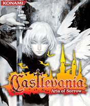 Castlevania Aria Of Sorrow (128x160)