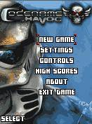 Download 'Codename Havoc (132x176) Siemens X75' to your phone