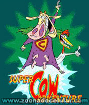 Cow And Chicken - Super Cow Adventure (176x220)