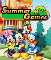 Disney Summer Games (240x320)