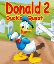Donald Duck's Quest 2 (240x320)