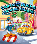 Donald Duck's Traffic Chaos (240x320)