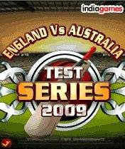 England Vs Australia Test Series 09 (128x160) Nokia 6151