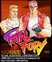 Fatal Fury Mobile (240x320)