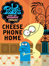 Foster's Home For Imaginary Friends Cheese Phone Home (208x208) Nokia 6230i