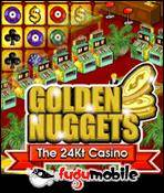 Golden Nuggets - The 24kt Casino (240x320)