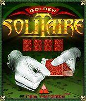 Download 'Golden Solitaire (176x220)' to your phone