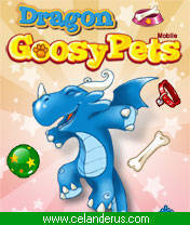Download 'Goosy Pets Dragon (240x320) N73' to your phone
