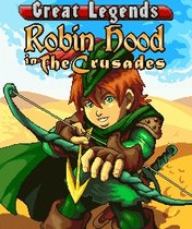 Great Legends - Robin Hood In The Crusades (128x160) SE K500