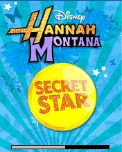Download 'Hannah Montana Secret Star (240x320) S40v3' to your phone