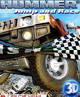 Hummer Jump And Race 3D (128x160) S40v3