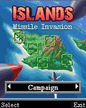 Islands Missile Invasion (128x160) SE