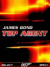 James Bond Top Agent (128x160)