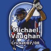 Michael Vaughan Cricket 07-08 (128x160)