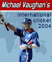 Michael Vaughan's International Cricket 2004 (176x208)