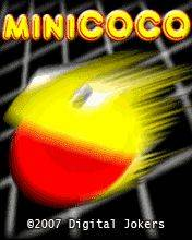 Download 'Mini Coco - Classic Arcade Pacman (128x160)' to your phone