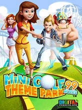 Download 'Minigolf Theme Park 99 Holes (176x220) K700i' to your phone