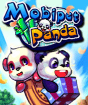 Download 'MobiPet Panda (240x320) Nokia 5300' to your phone