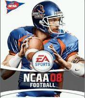 Download 'NCAA Football 08 (176x220)' to your phone