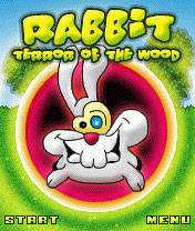 Rabbit Terror Of The Wood (128x160)