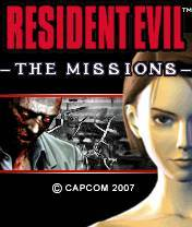 Resident Evil - The Missions (240x320)