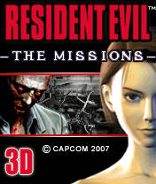 Resident Evil - The Missions 3D (240x320)