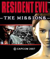 Resident Evil 3D - The Missions (176x220)