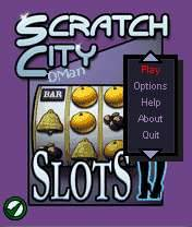 Download 'Scratch City Slots (176x220)' to your phone