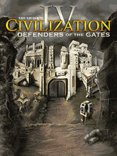 Sid Meiers Civilization IV Defenders Of The Gates (128x160) Nokia 5200