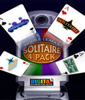 Download 'Solitaire 4 Pack (176x208)' to your phone